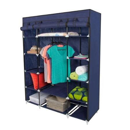 Closet Shelves Walmart by 17 Best Ideas About Portable Closet On Clothes
