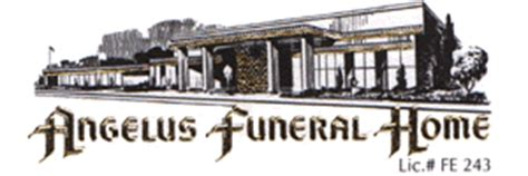 angelus funeral home los angeles ca legacy