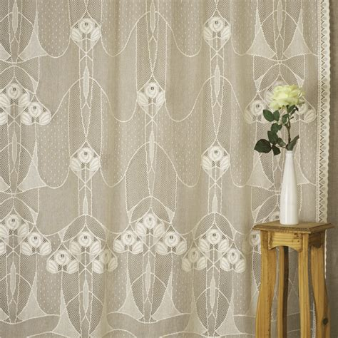 scottish curtains scottish lace curtains scottish cotton madras lace