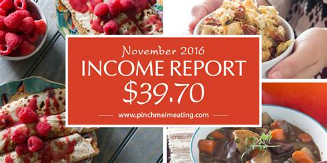 november 2016 traffic and income report pinch me i m