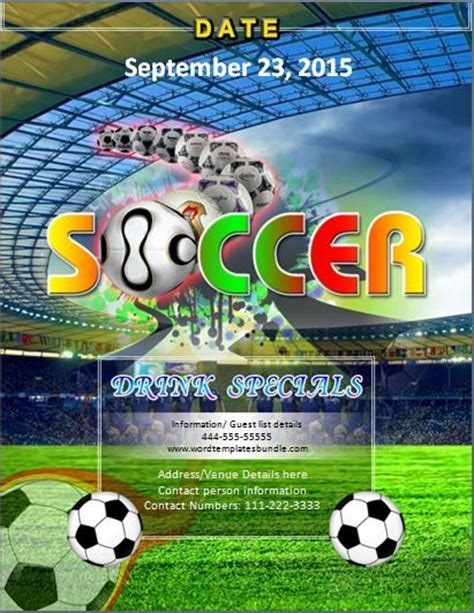 sports event flyer template 1000 images about templates on flyer template spooky and weekly chores