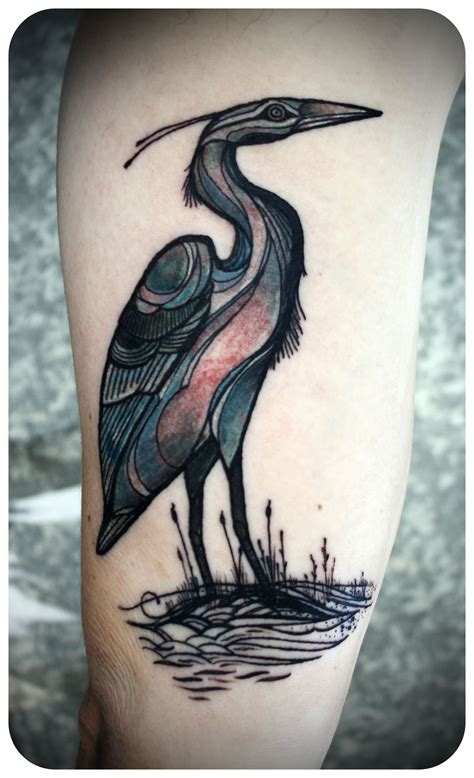 blue heron tattoo blue heron meaning www imgkid the image kid