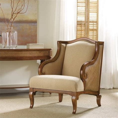upholstered club chair hooker furniture windward upholstered club chair in honey