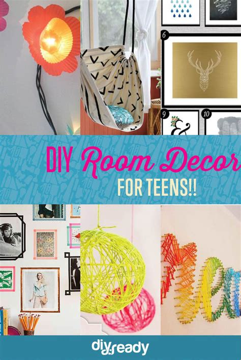 diy teen room decor tips teen room decors diy projects craft ideas how to s for
