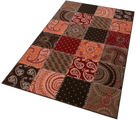 Patchwork Designers - teppich 187 bord 252 re 171 hanse home rechteckig h 246 he 7 mm