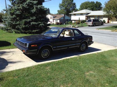 1982 Honda Prelude by 1982 Honda Prelude For Sale In Lebanon Pennsylvania