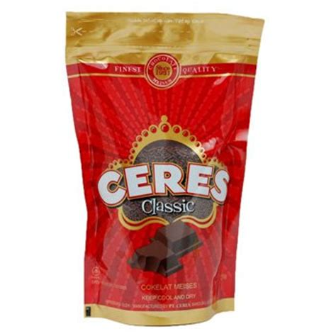 Coklat Hello 500 Gram ceres clasic 500 gram hagelslag chocolate meises coklat butir sprinkles
