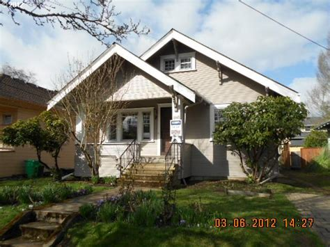 Property Records Portland Or 3447 Se Caruthers St Portland Oregon 97214 Reo Home Details Buy Foreclosure Open