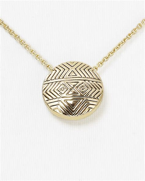 house of harlow 1960 1960 tholos mosaic necklace 16 quot in