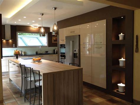 cuisine avec bar am駻icain bar cuisine pas cher superbe meuble bar cuisine
