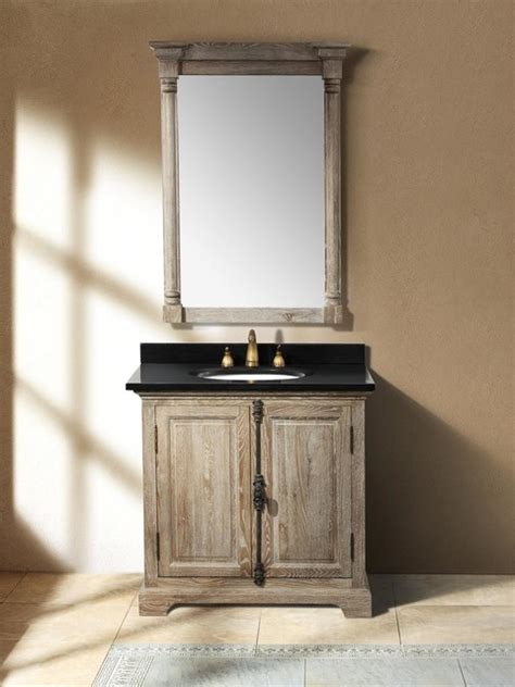 driftwood bathroom vanity 35 5 quot alvito single bath vanity driftwood transitional