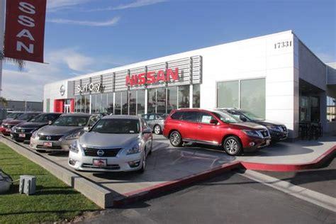 Nissan Dealership Los Angeles by Nissan Dealership In Los Angeles Universal City Nissan