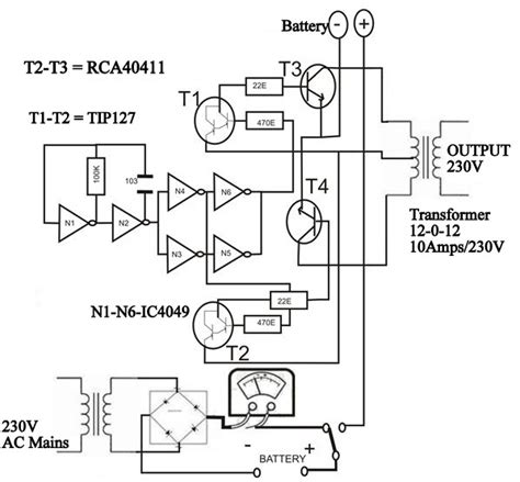 inverter wiring diagram for home filetype pdf images