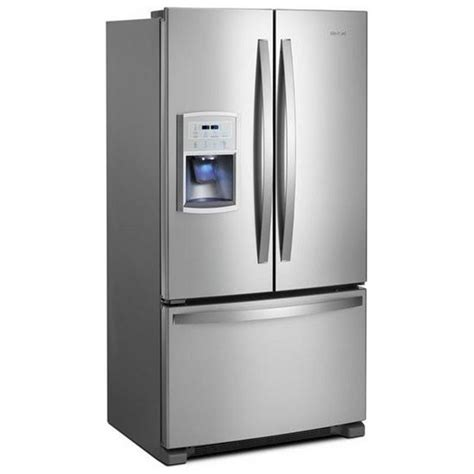 refrigerator counter depth door wrf550cdhzwhirlpool 36 quot 20 cu ft counter depth door refrigerator fingerprint