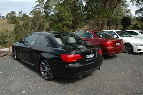 Bmw Coupe Convertible by Bmw 3 Series Coupe Convertible Review Photos Caradvice