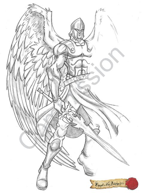 archangel tattoos tattoo pictures online