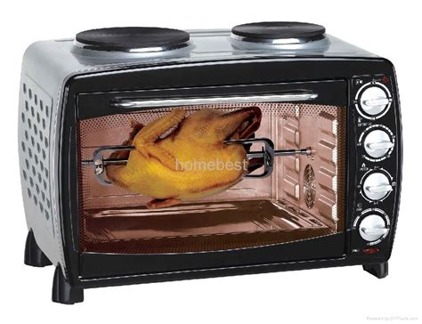 Toaster Oven With Toaster Electric Oven With Double Cooking Plate Ck 45p China