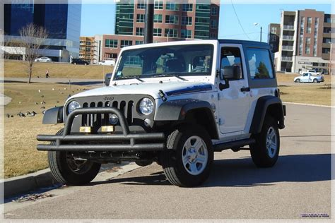 White Jeep Wrangler With Black Grill Who Has White Jeep With Black Grille Jeep Wrangler Forum