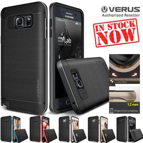 Samsung Galaxy S6 Hybrid Armor Shield Slim Soft Gel Soft galaxy s6 edge plus genuine verus high pro shield