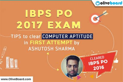 Exams To Be Cleared For Mba by Ibps Po 2017 Complete Preparation Guide By Ashutosh Sharma