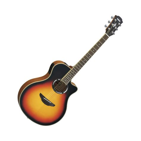 guitar colors yamaha apx500iii acoustic electric guitar 5 colors