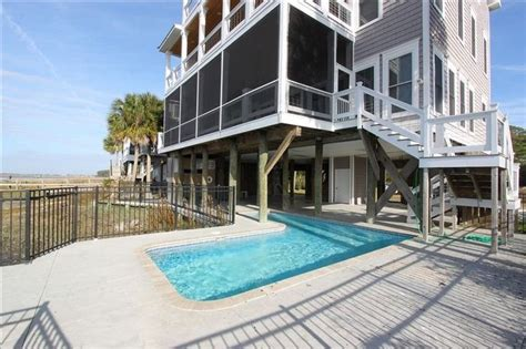 house rentals in folly sc 17 best images about vacation rental homes on