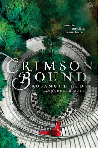 reckless bound by cage volume 4 books crimson bound by rosamund hodge reviews discussion