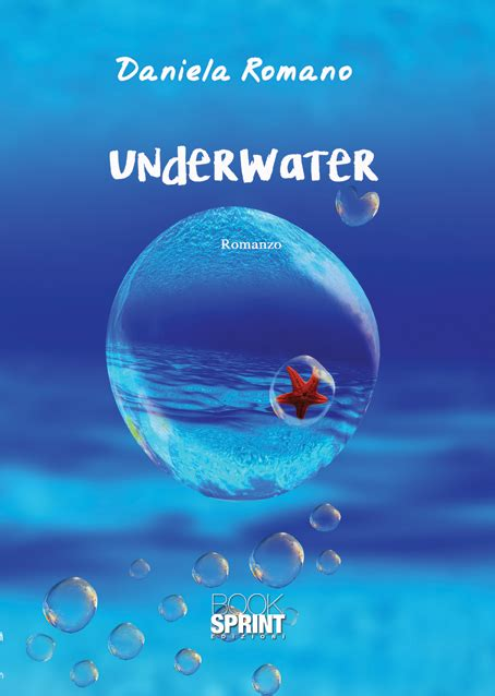 libro under water activity book underwater di daniela romano casa editrice booksprint edizioni