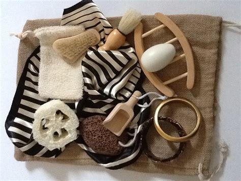 Bathroom Treasure Basket Heuristic Sensory Treasure Basket Bag Collection