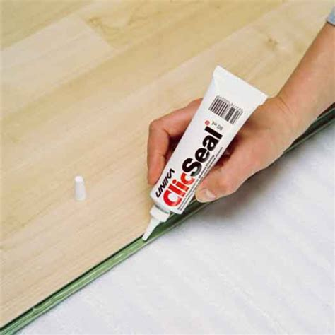 clicseal waterproofing sealant for real wood laminate flooring