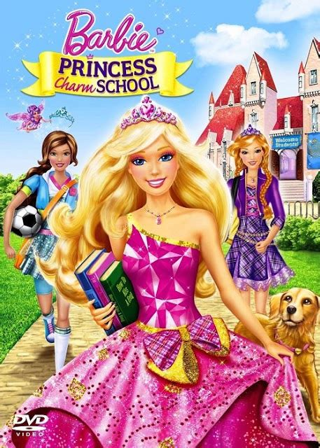 Barbie Princess Charm School 2011 Barbie Movies Watch | barbie princess charm school 2011 full movie watch online