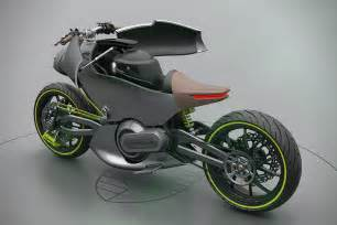 Concept Bike Porsche 618 Electric Motorcycle Concept Hiconsumption