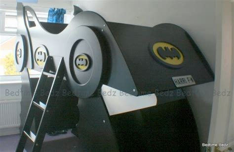 Batman Bed Bedtime Bedz Batman Bunk Beds