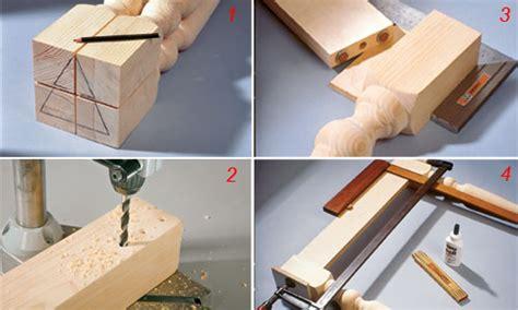 come si costruisce un tavolo in legno stunning come costruire un tavolo da cucina contemporary