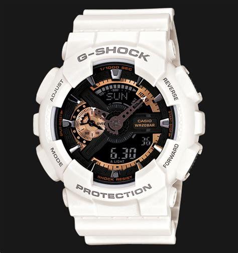 Jam Tangan Casio Ga 100b 7adr casio g shock ga 110rg 7adr jamtangan