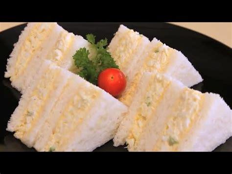 cara membuat roti tawar telur quot cara membuat sandwich roti tawar telur rebus enak dan