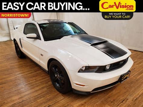 pre owned  ford mustang rwd  coupe