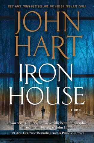 iron in my books iron house by hart reviews discussion bookclubs