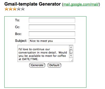 Speed Up Email With Custom Email Templates Enleitened How To Create A Template Email In Gmail
