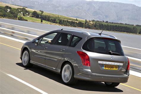 2011 peugeot 307 station wagon pictures information and