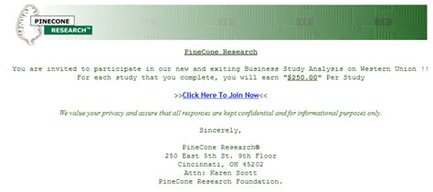 Online Surveys For Money Safe - pinecone research new rewards online surveys cash legitimate free money management tools
