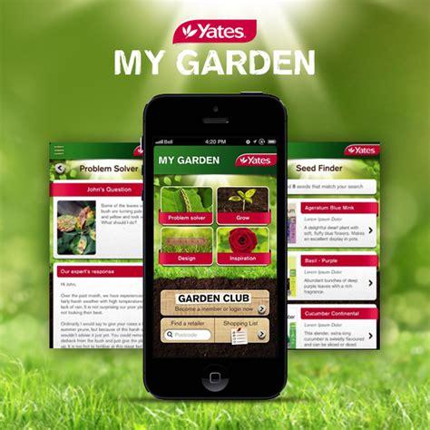 garten app yates my garden app winner 2014 australian mobile