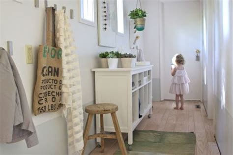 Foyer Furniture Ikea The Treehouse Hallway Turned Mudroom Make It Happen For