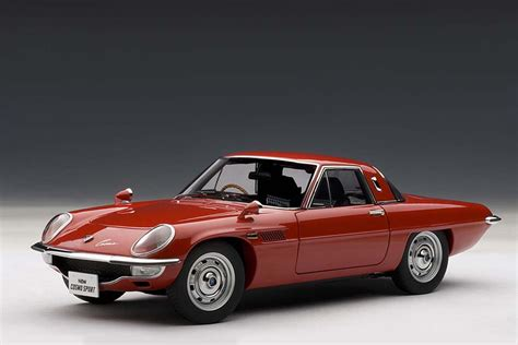 what country makes mazda autoart 1 18 scale mazda cosmo sport red eztoys