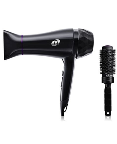 T3 Hair Dryer Curly Hair t3 featherweight luxe 2i hair dryer hair care bed