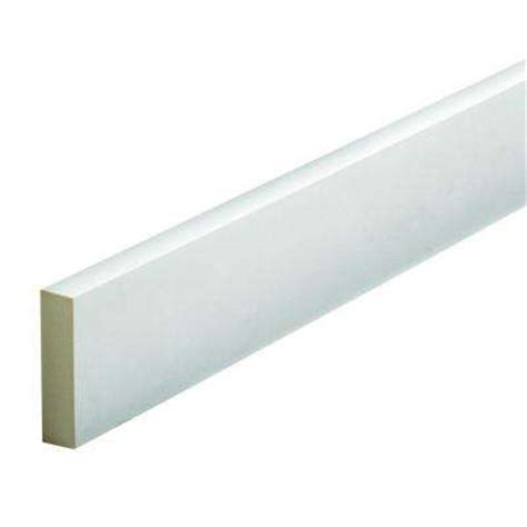 Home Depot Baseboard by Fypon Baseboard Moulding The Home Depot