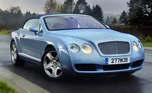 2007 Bentley Gtc Car And Driver
