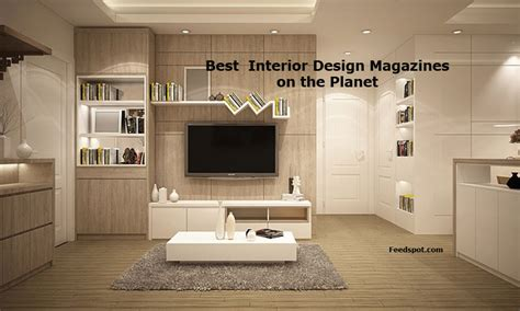 top  interior design magazines publications