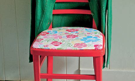 Upholstery For Dummies by How To Mend It Repair A Saggy Bottomed Chair And