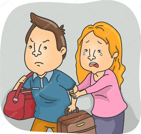 Family Intervened To Help Leave Husband by Husband Leaving Stock Photo 169 Lenmdp 58948853